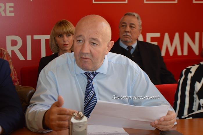 Dorel Coica a demisionat din funcțiunea de președinte al Organizației Municipale a PSD