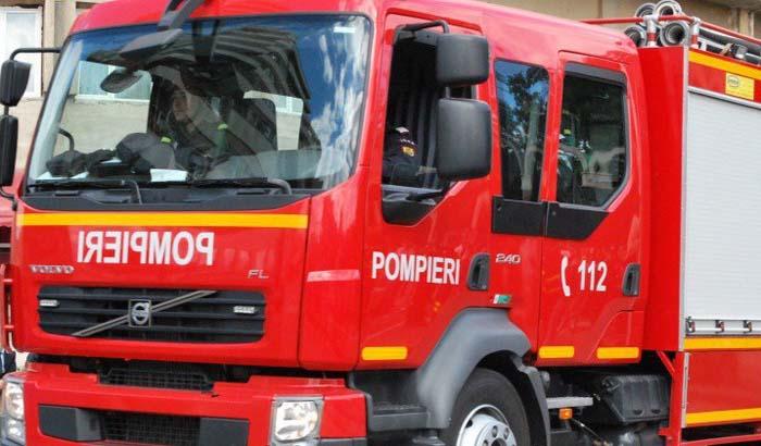 În cât timp au ajuns pompierii sătmăreni în capitală