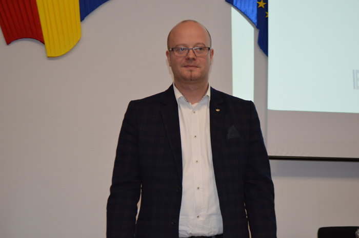 Kereskenyi Gabor vrea polițiști locali bine pregătiți fizic