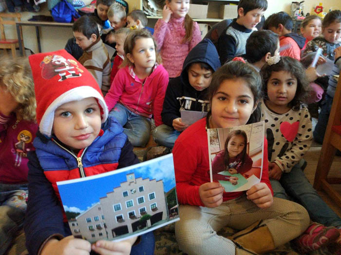 Cadouri din Germania pentru copiii din județul Satu Mare