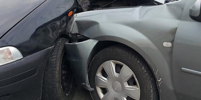 Accident provocat de un șofer beat
