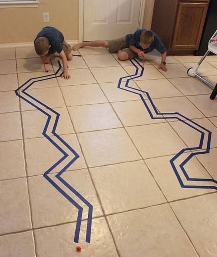 Idei de joacă pentru copii (Foto)