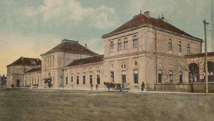 Cum arăta gara din Satu Mare, cu 100 de ani în urmă (Galerie foto)