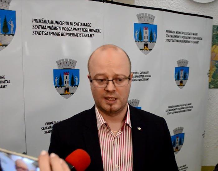 Autobuze noi pentru Transurban. Ce spune primarul Kereskenyi Gabor