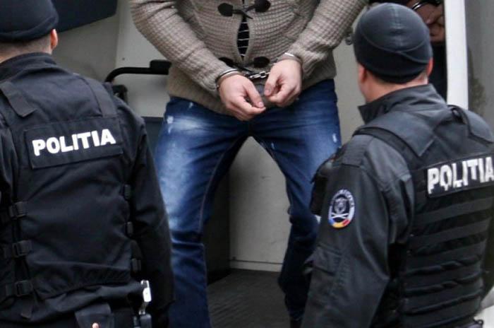 Violator din Vâlcea, arestat la Satu Mare