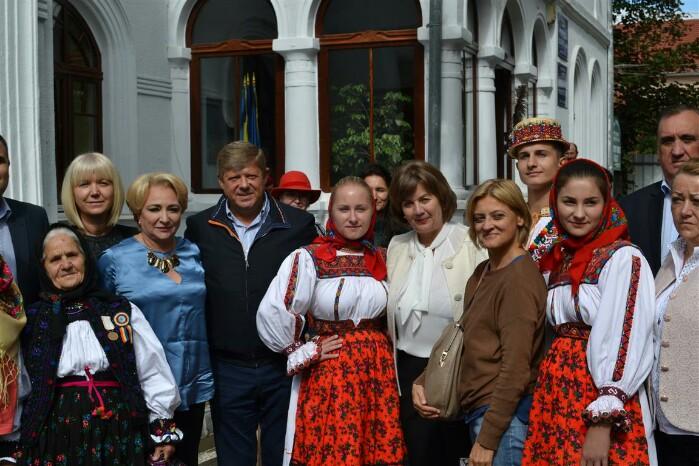Delegație de europarlamentari, în vizită la Negrești-Oaș