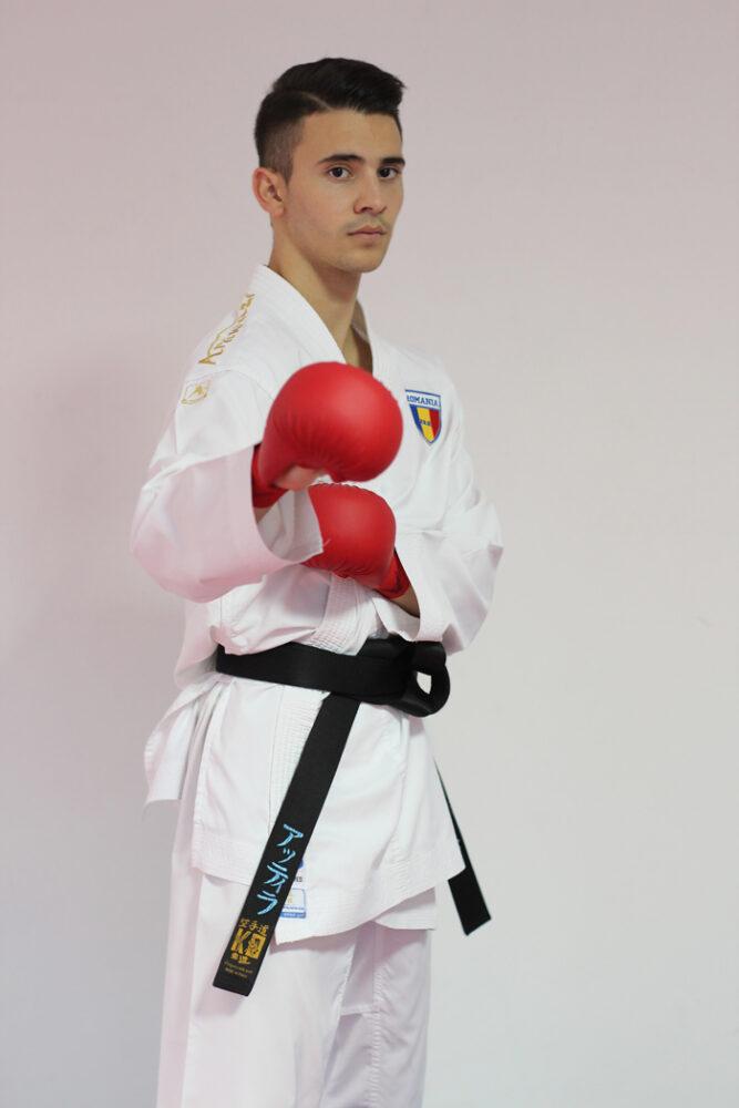 Un careian la Campionatul Mondial de karate din Tenerife