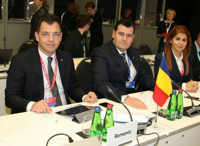 Deputatul Ioana Bran, participă la o conferință în Estonia (foto)