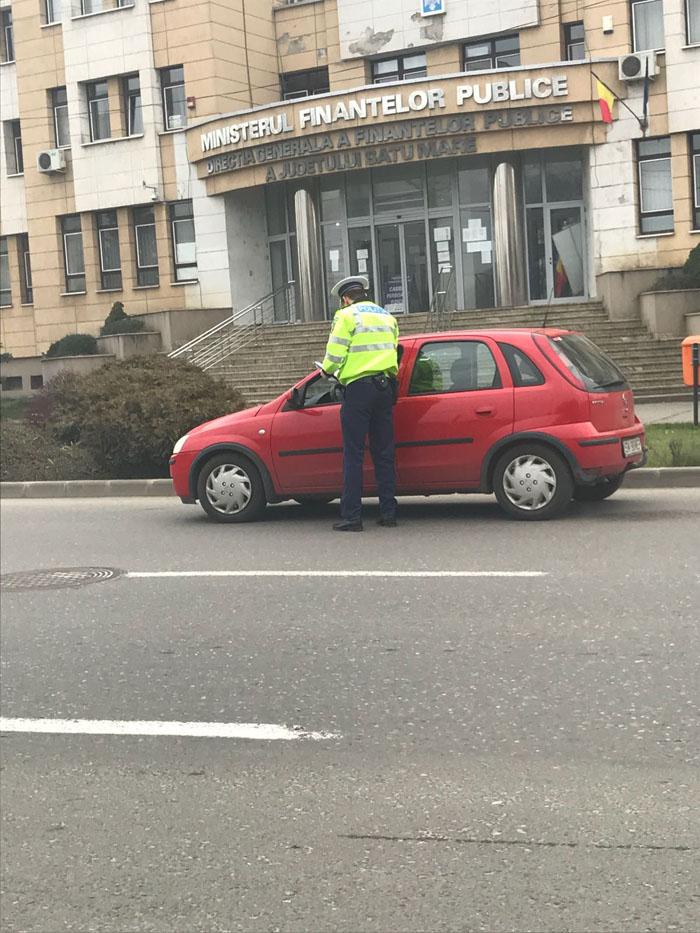 Șase șoferi au rămas fără permise de conducere