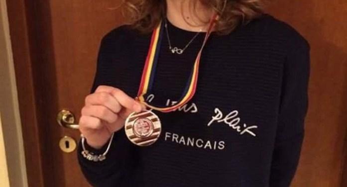 O eleva din Satu Mare, in TOP-ul international. Ioana Roman este singura din Transilvania