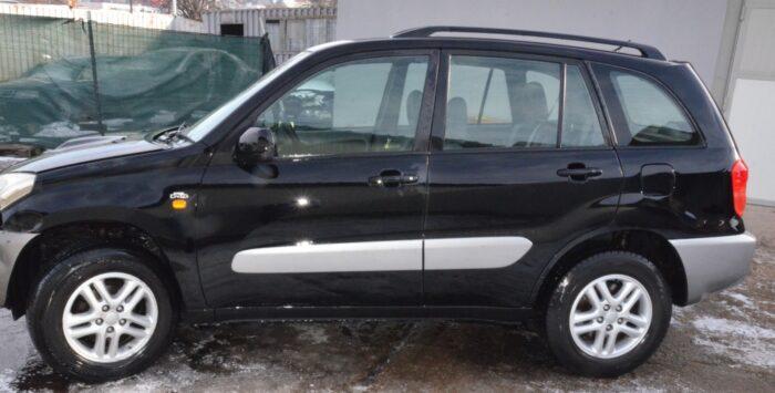 Mașină furată din Italia, oprită la PTF Petea