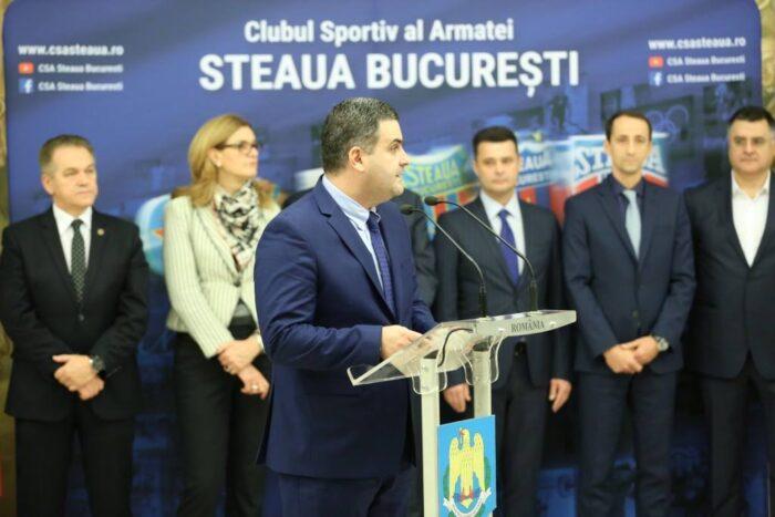 Sportivii anului 2018 CSA Steaua Bucureşti. Mesajul ministrului Gabriel Les (Fotogalerie)