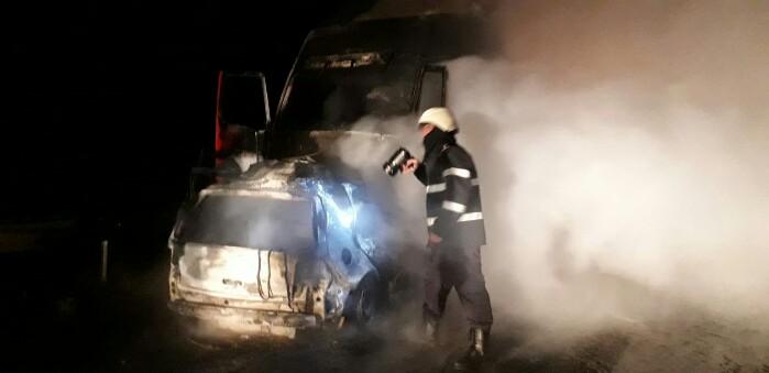 Cine este tanarul care a ars de viu in accidentul din localitatea Moftin