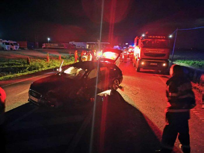 Un șofer din Zalău a provocat declanșarea PLANULUI ROȘU de intervenție între Halmeu și Turulung