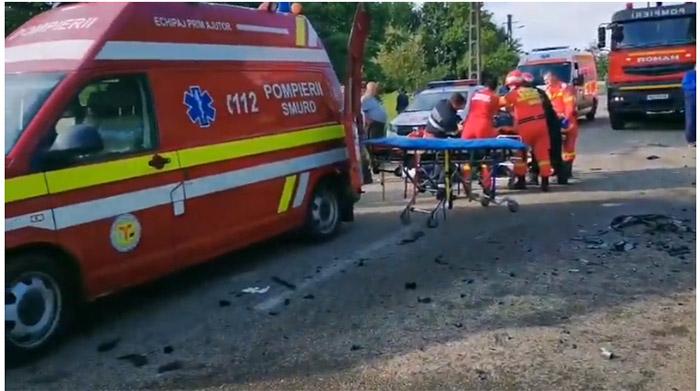 Află cum s-a petrecut accidentul de la Valea Seacă