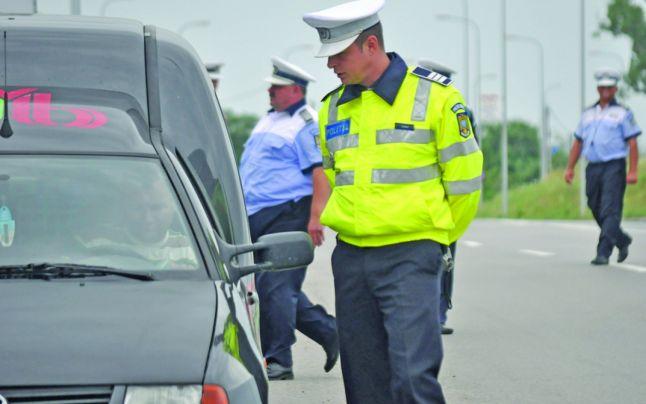 """Ordinul cu """"permisul la control!"""" s-a terminat prost de tot pentru peste 20 de șoferi din tot județul"""