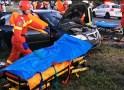 Accident grav cu două victime încarcerate la Cionchești (foto si video)