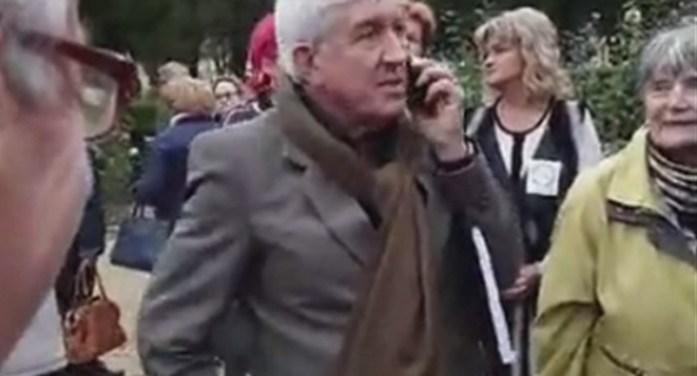 Dialog savuros Diaconu-Victor Ciutacu de la Satu Mare (video)