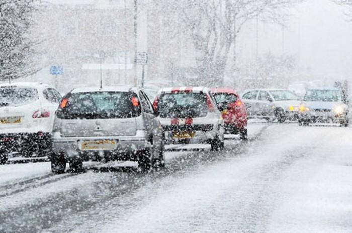 Cum să circulați pe timp de iarnă? Recomandările polițiștilor