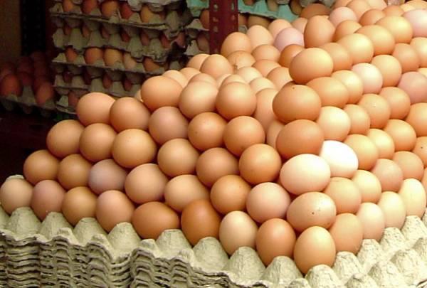 1337 de ouă confiscate de DSVSA Satu Mare