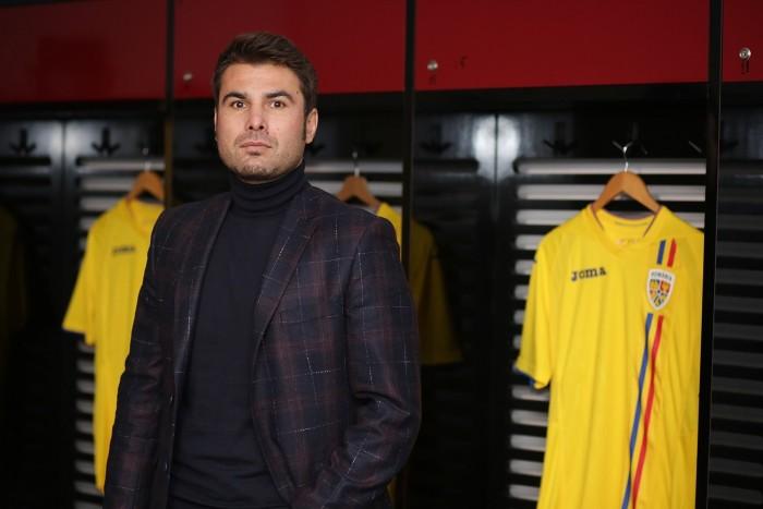 Adrian Mutu a fost prezentat oficial ca selecționer al naționalei U21 a României