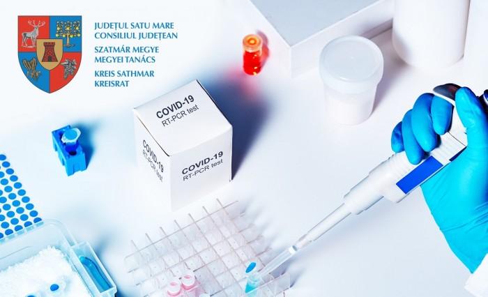 Spitalul Județean devine centru de testare pentru COVID-19
