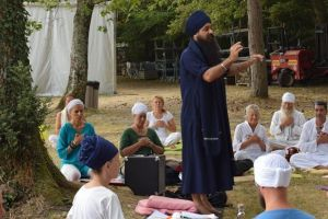 Yogi Amandeep Singh – Allumer l'étincelle de notre conscience