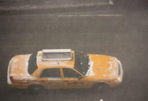 Taksit sentään kulkivat
