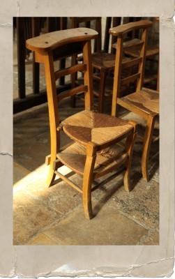 kirkon tuoli