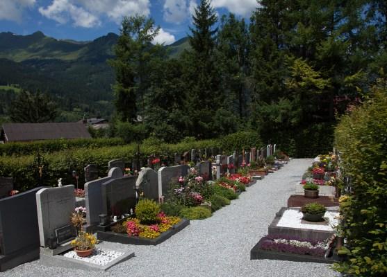 Bad Hofgastein - hautausmaa-12