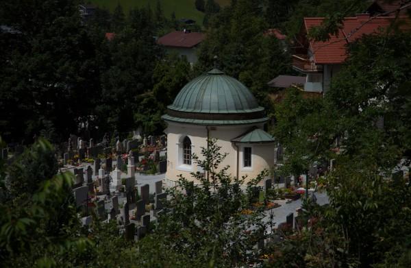 Bad Hofgastein - hautausmaa
