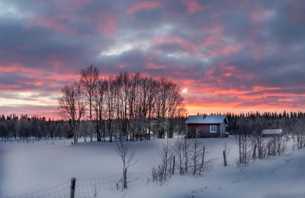 Talo nousevan auringon-2