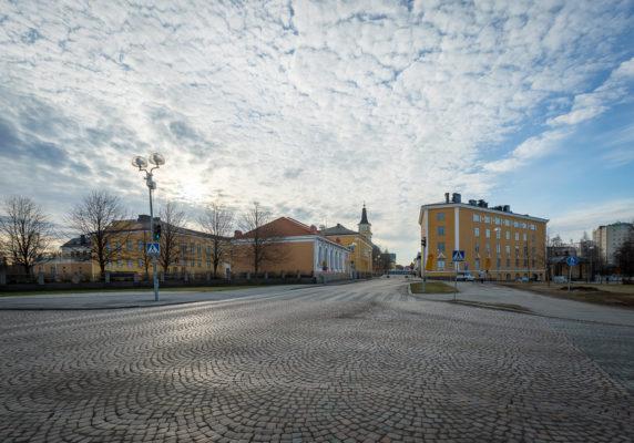 Aamuinen Oulu 29.4.2016-5