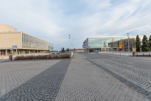 Aamuinen Oulu 29.4.2016