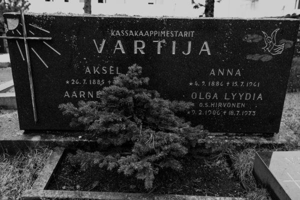 Hiljainen kaupunki - Tornion hautausmaalla_-6
