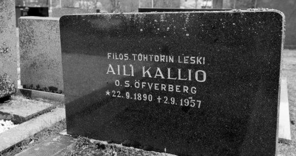 Hiljainen kaupunki - Tornion hautausmaalla_-7