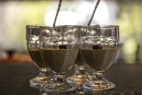 Hopeatoffee Panna Cotta