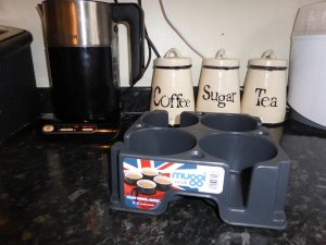 Muggi the perfect way to make and carry a cuppa