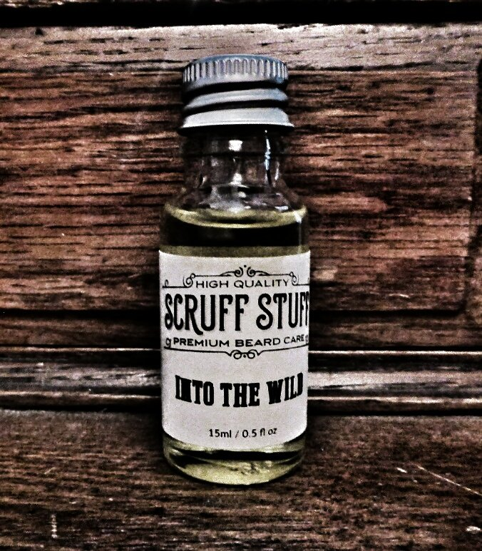 Scruff Stuff 'Into the Wild' Beard Oil