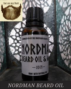 Nordman 'ODIN' Beard Oil