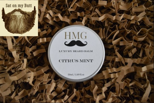 Review: Heavy Metal Gentleman 'Citrus Mint' Beard Balm