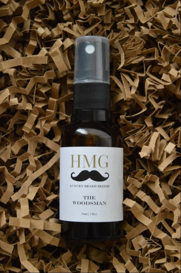 Review: Heavy Metal Gentleman 'The Woodsman' Beard Oil