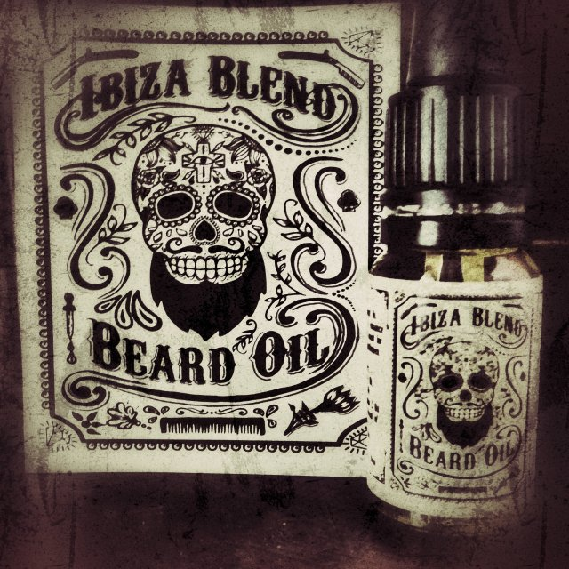 Review: Ibiza Blend Beard Oil