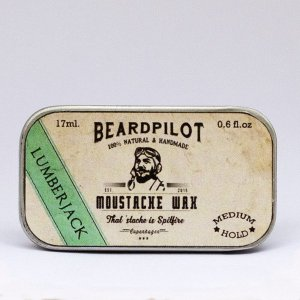 Beardpilot: 'LumberJack' Moustache Wax