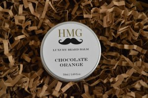 Heavy Metal Gentleman Chocolate Orange Balm