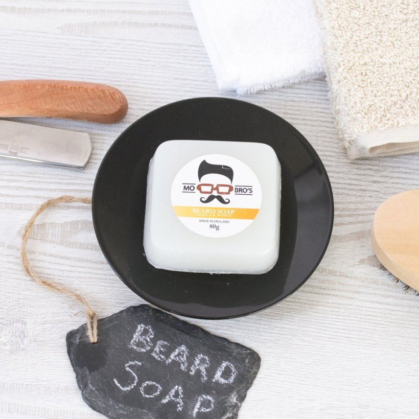 Mo Bro's 'Vanilla and Mango' Beard Soap