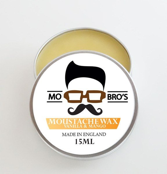 Review: Mo Bro's 'Vanilla & Mango' Moustache Wax