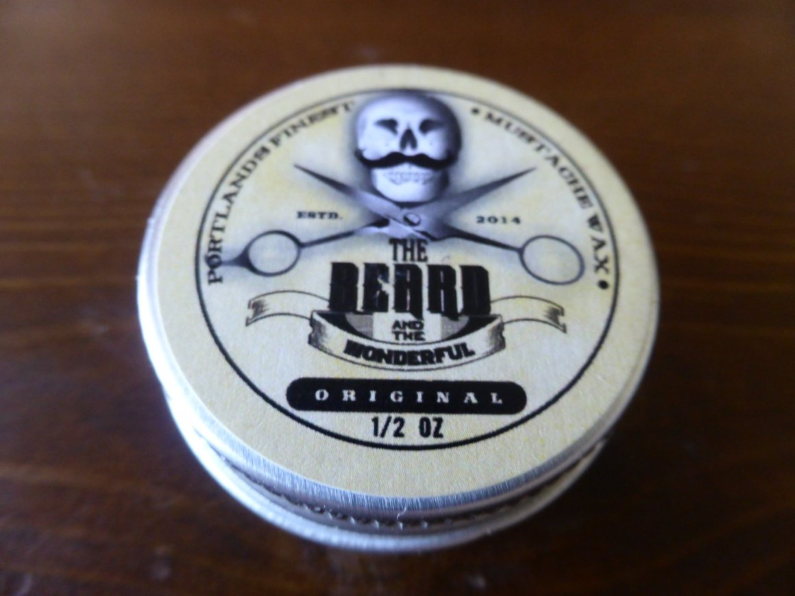 Review: The Beard and the Wonderful Moustache Wax