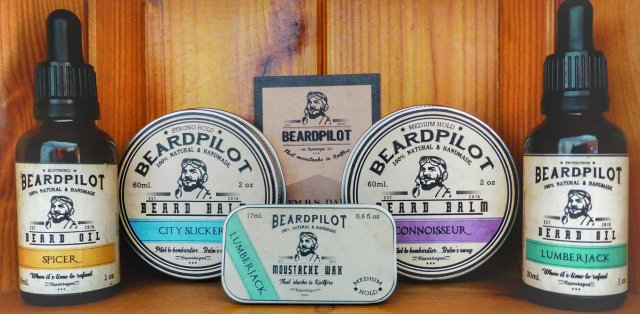 Beard Pilot products