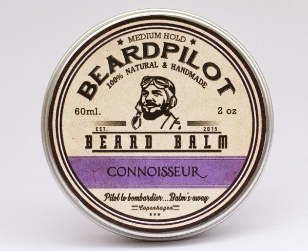 Review: Beardpilot 'Connoisseur' Beard Balm